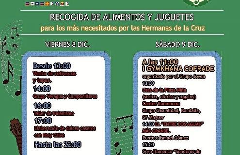 El Grupo Joven de la Esperanza de Huelva organiza por Navidad una Velá y una Gymkhana Cofrade