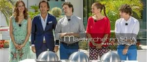 El programa 'Master Chef' visitó el centro Sha, donde trabaja Laura.