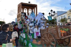 180106 Cabalgata de Reyes de San Juan del Puerto (4)