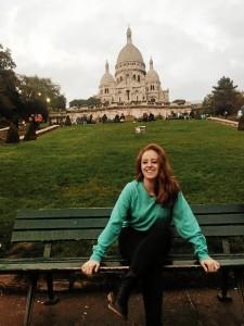 Laura Fernández se decantó por estudiar Traducción e Interpretación, porque siempre le gustaron los idiomas.