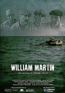 Cartel de la nueva película rodada a finales del pasado año 2017 en Punta Umbría.