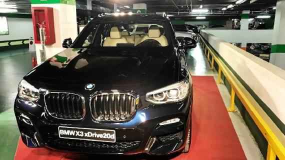 La nueva generación del BMW X3 llega a Huelva