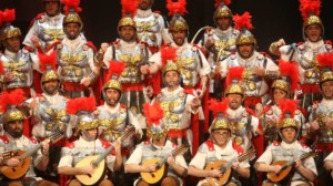 Imagen del Coro de Sevilla. / Foto: Facebook.
