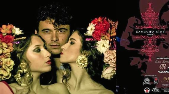El diseñador cartayero Camacho Ríos presenta su nueva colección flamenca para este 2018
