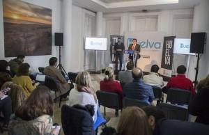 Acto de presentación de la nueva imagen turística de Huelva.