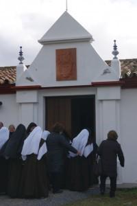 En 2014 se inauguró un nuevo convento en Cumbres Mayores.