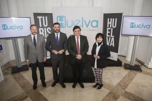 La Junta de Andalucía respalda la nueva marca turística de Huelva.