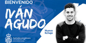 La incorporación de Iván Agudo al Recrea ya es oficial.