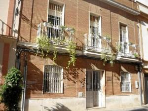 Albergue Huelva.