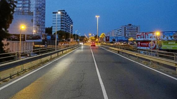 Las medidas de eficiencia energética en 2017 generan en Huelva un ahorro de 138.000 euros en la factura del alumbrado público