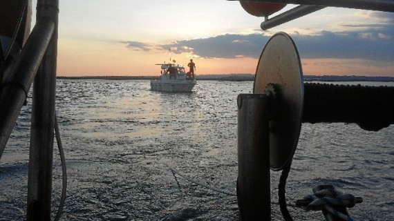 El Barco de Salvamento de Cruz Roja Huelva realizó casi 60 intervenciones el pasado año