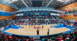 Huelva será de nuevo en mayo el epicentro nacional del baloncesto femenino de base. / Foto: www.andaluzabaloncesto.org.