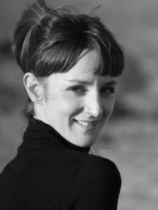 La escritora Carmen Camacho.