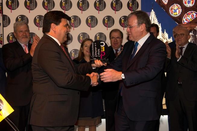 Huelva despide la Capitalidad Gastronómica en Fitur con un balance 'sobresaliente'