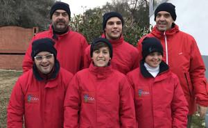 Representantes del CODA en el Campeonato que se disputará en Sierra Nevada.