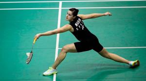 Carolina Marín superó la primera ronda del Master de Malasia. / Foto: Badminton Photo.