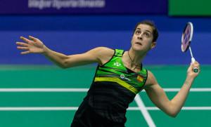 Carolina Marín ya está en las semifinales del Máster de Malasia. / Foto: Badminton Photo.
