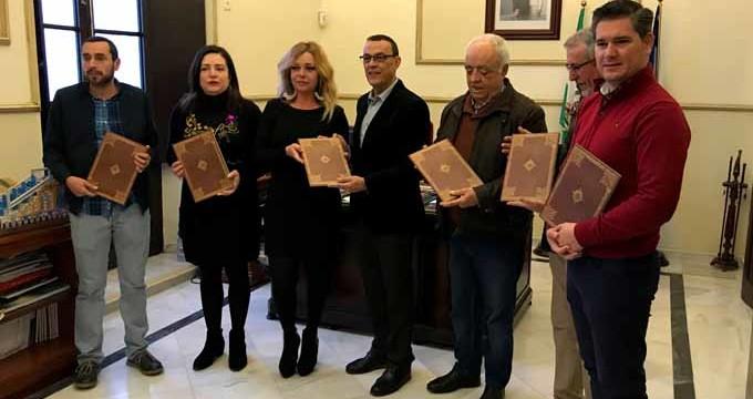 San Juan del Puerto recibe el facsímil de la Carta Puebla de 1468