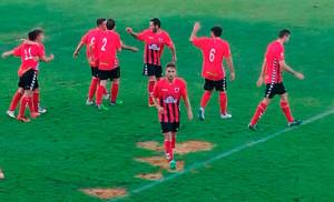 Triunfo importante del Cartaya ante el Atlético Algabeño.