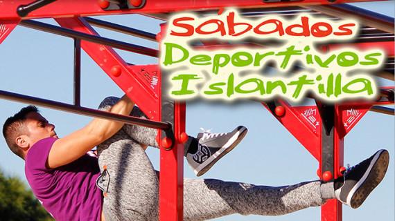 Un 'Taller de Calistenia' protagonizará los 'Sábados Deportivos de Islantilla'