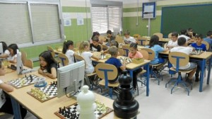 Apuesta por el ajedrez.