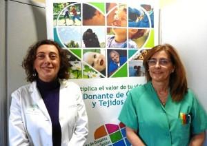 El Hospital Juan Ramón Jiménez ha alcanzado un nuevo record en el mes de enero con 7 donaciones de órganos.