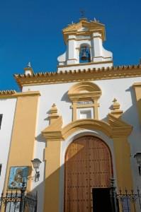 Ermita de la Virgen de Socorro de Rociana.