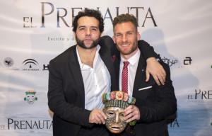 Presentación de 'El Prenauta' en Cines Artesiete Holea.