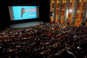 Festival de cine.