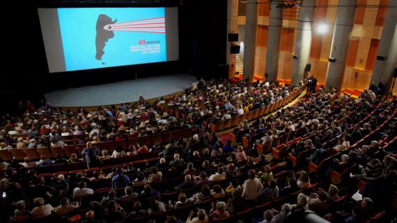 Acuerdo para saldar la deuda de la gestión anterior del Festival de Cine