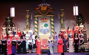 Gala-Homenaje a las 50 Reinas del Carnaval de Isla Cristina.