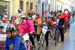 Solidaridad y deporte se dan la mano en Trigueros.