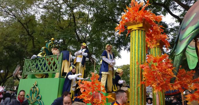 La Cabalgata de Reyes de Huelva cumple, acelerando el ritmo, con su cita del 5 de enero