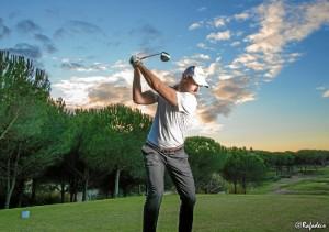 Está pendiente de montar una escuela de golf para los más pequeños.