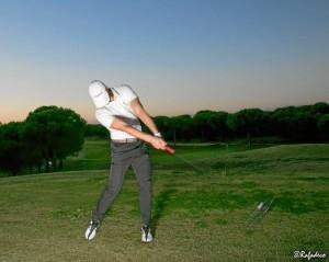 Apuesta por la práctica del golf.
