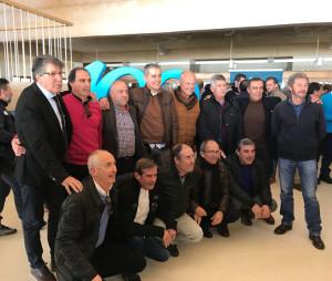 Antiguos jugadores del Nerva C.F.