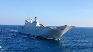 Imagen del buque.