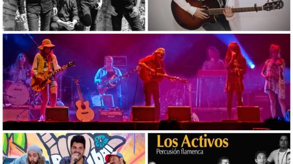 Marta Soto, Bombai, Inmaculate Fools, Lagartija Nick y Los Activos, en los conciertos de las Fiestas de San Sebastián
