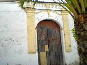Antigua Iglesia del Carmen de Paterna. / Foto: huelvapedia.