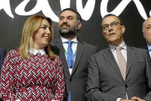 Inauguracion pabellon Andalucia Fitur 3