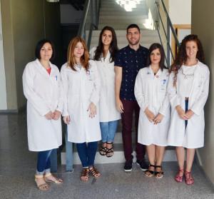 Grupo de investigación Análisis Medioambiental y Bioanálisis de la Universidad de Huelva, responsable del estudio.