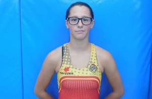 María del Carmen Ramos Díaz cerró 2017 n la posición 35 del ránking, la mejor de un deportista cartayero desde la fundación del club. / Foto: @luchaelcampeon.
