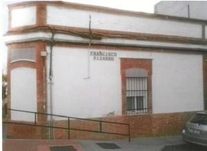 La calle Francisco Pizarro.
