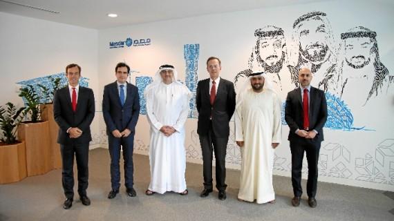 Cepsa y Masdar se asocian para expandir sus negocios de renovables a nivel internacional