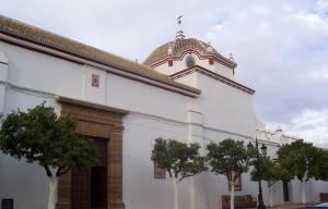 Este convento de Villalba del Alcor es el único de estas características que se conserva en el Condado de Huelva. / Foto: villalbadelalcor.es