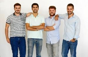 Miembros fundadores de Netbeast.