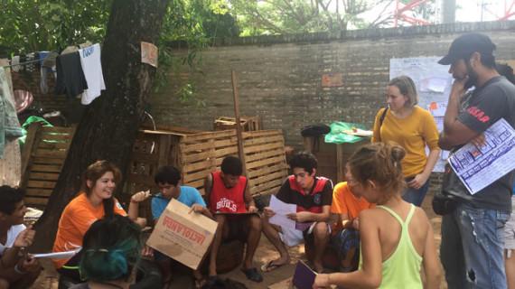La provincia onubense promueve la atención integral de menores embarazadas y madres en el Bañado Sur, Paraguay