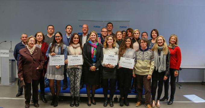MATSA refuerza su compromiso con los jóvenes universitarios de la Sierra y el Andévalo