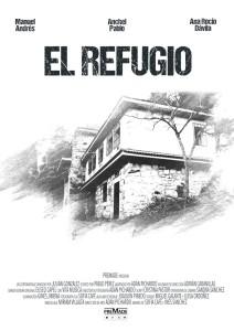 Cartel de 'El Refugio'.