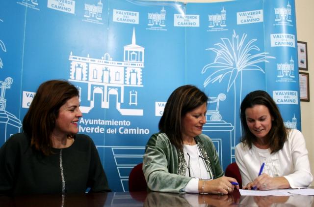 Valverde sigue apostando por la integración social de personas con enfermedad mental